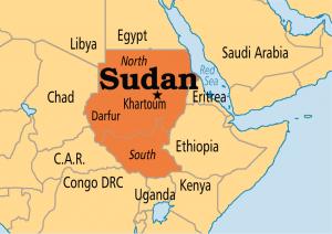 Carte Soudan du Sud